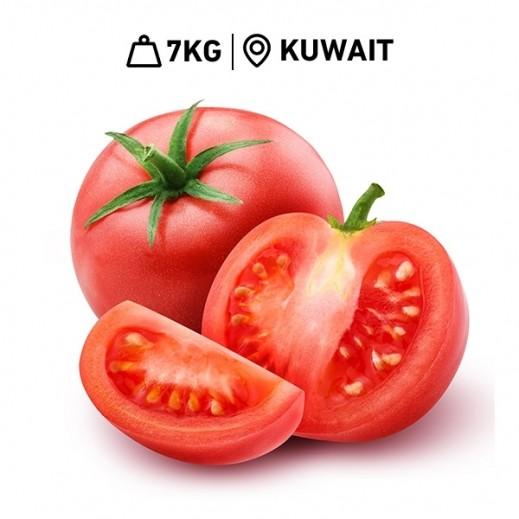 Fresh Kuwaiti Tomatoes (7 kg Approx.)