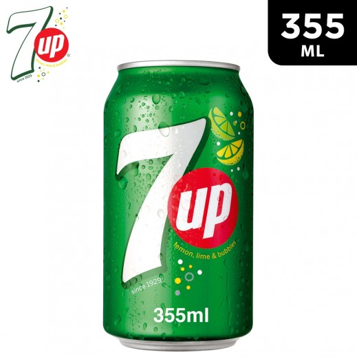 7Up Drink Can 355 ml