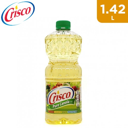 Crisco Pure Canola Oil 1.42 L