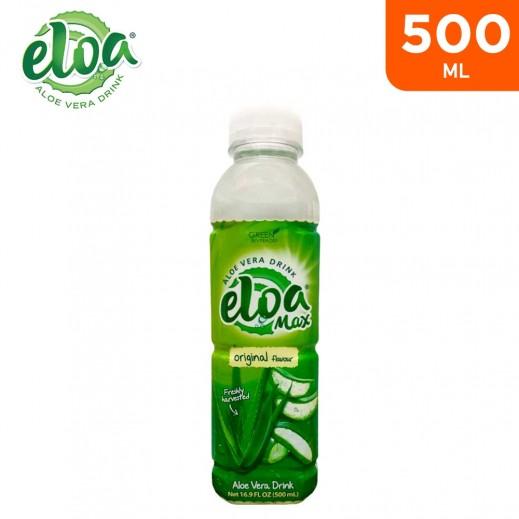 Eloa Max Aloe Vera Drink Original Flavor (500 ml)