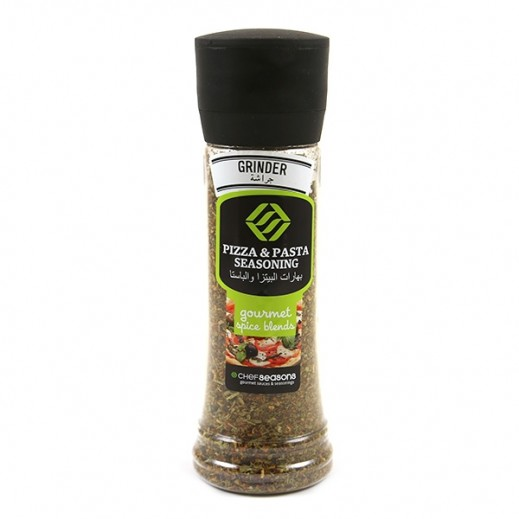 Chef Seasons Pizza & Pasta Seasoning Spice with Grinder 110 g