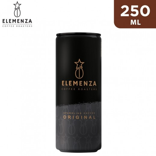 Elemenza Original Sparkling Coffee 250 ml