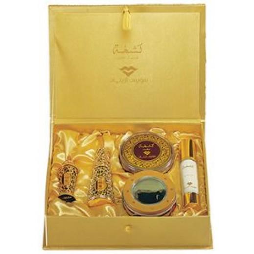 Swiss Arabian Kashkha For Unisex Gift Set