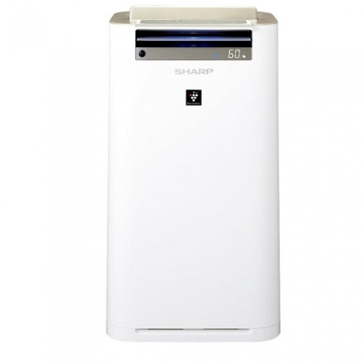 Sharp Air Purifier 48 Sq.m  - delivered by EASA HUSSAIN AL YOUSIFI & SONS COMPANY