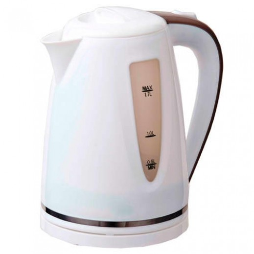 Orca Electric Kettle 1.7 - White