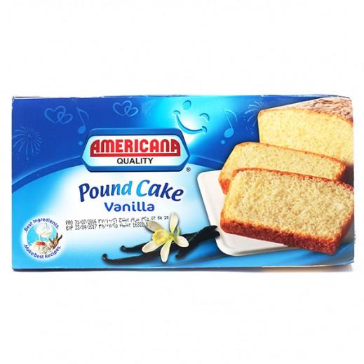 Americana Pound Cake Vanilla 325 g
