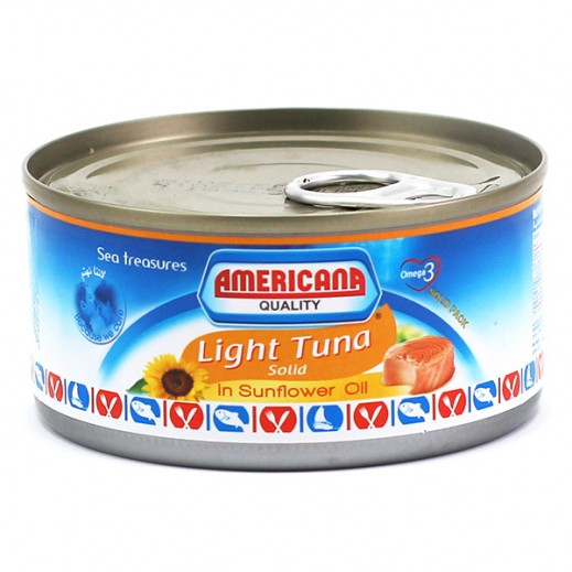 Americana Light Tuna 185 g