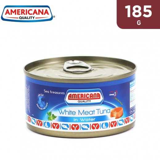 Americana White Meat Tuna in Water 185 g