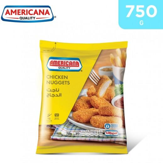 Americana Chicken Nuggets 750 g