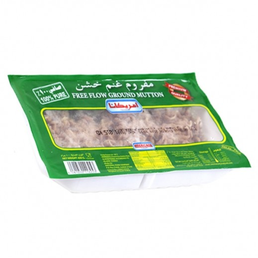 Americana Free Flow Minced Mutton 400 g