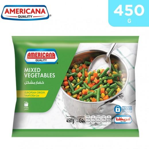 Americana Mixed Vegetables 450 g