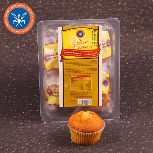 KFM Ougaily Cup Cakes 4 Pieces 50 g