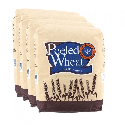 KFM Peeled Wheat Hareesh 2 kg (4 Pieces)