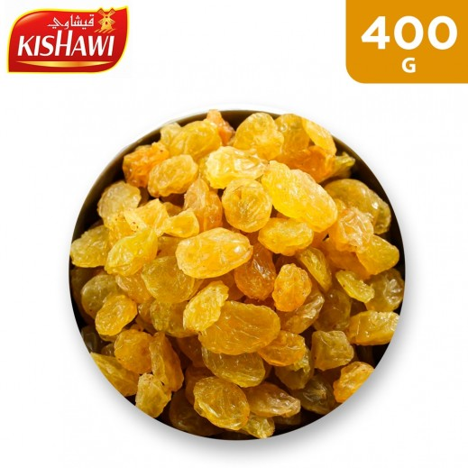 Kishawi Golden Raisin 400 g