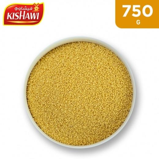Kishawi Yellow Fine Burgul 750 g