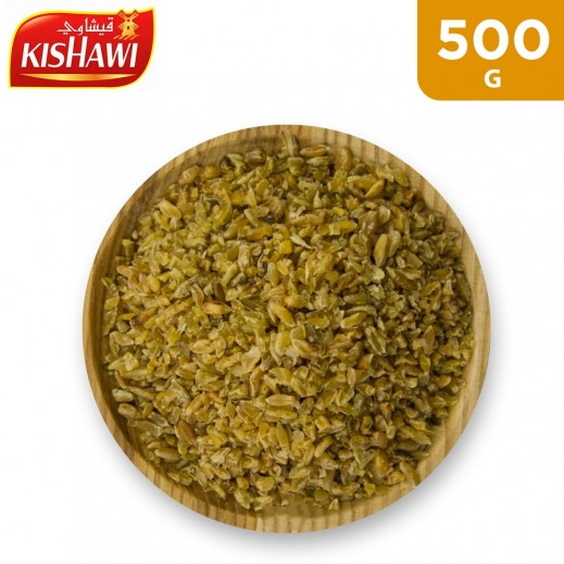 Kishawi Green Coarse Freekeh 500 g
