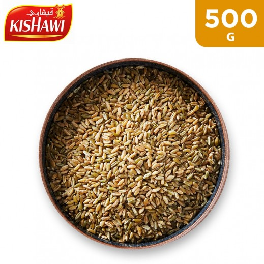 Kishawi Green Soft Freekeh 500 g