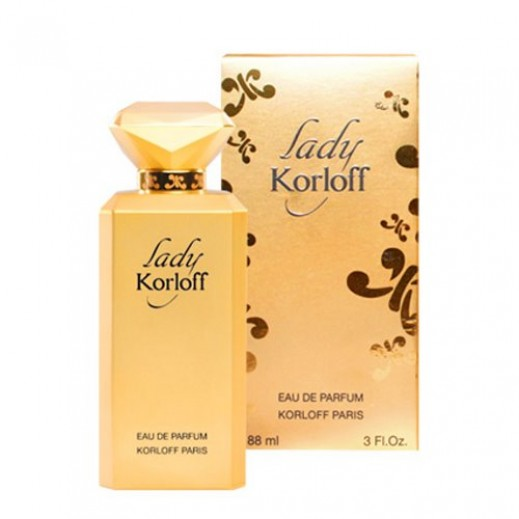 Korloff lady For Her EDP 88 ml