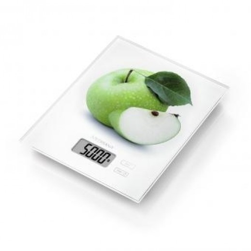 Medisana Kitchen Scale 5 kg - Apple