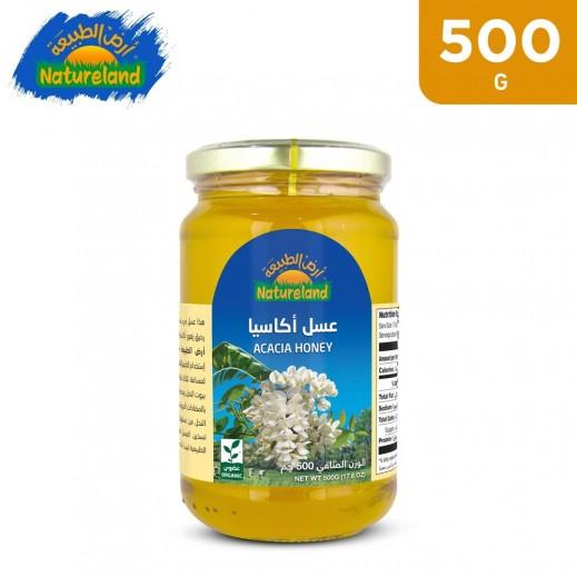 Natureland Acacia Honey 500 g