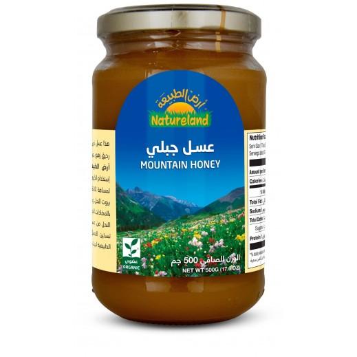 Natureland Mountain Honey 500 g