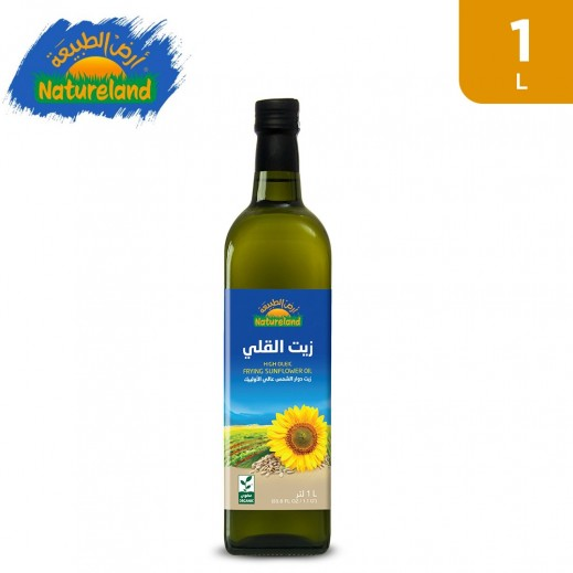 Natureland HO Sunflower Oil 1 L