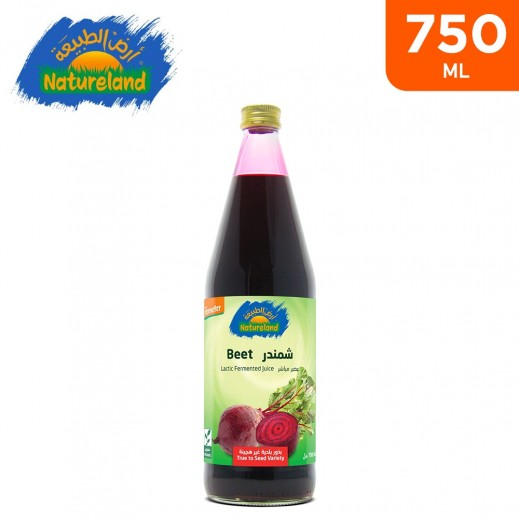 Natureland Beet Juice 750 ml