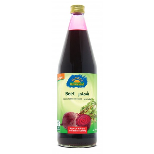 Natureland Beet Juice 750 ml