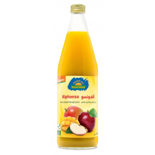 Natureland Apple Mango Juice 750 ml