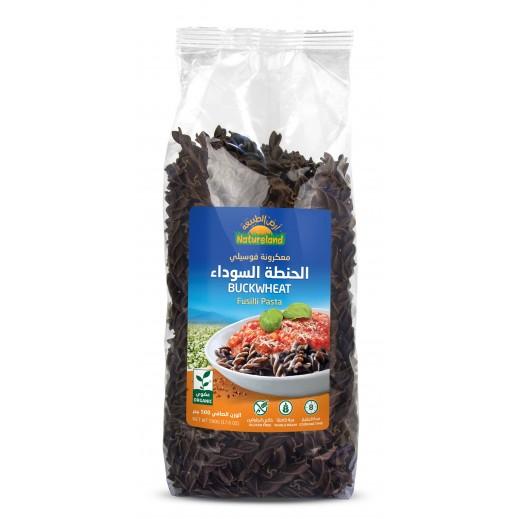Natureland Organic Buckwheat Fusilli Pasta 500 g