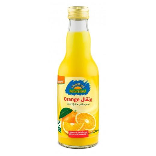 Natureland Organic Orange Juice 200 ml