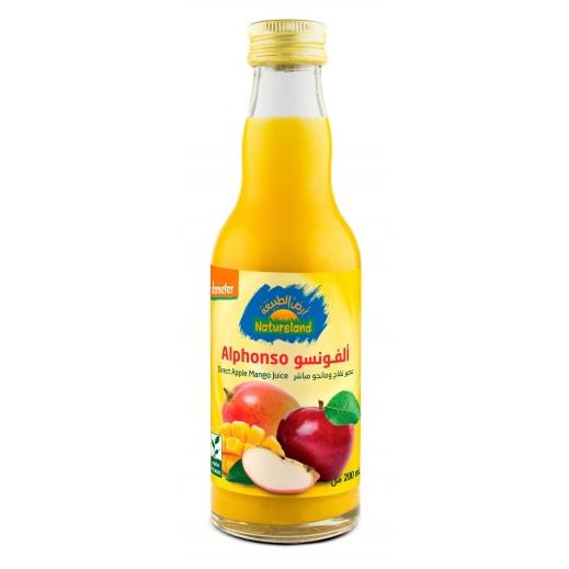 Natureland Organic Apple Mango Juice 200 ml