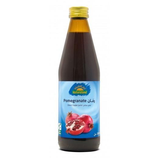 Natureland Organic Pomegranate Juice 330 ml