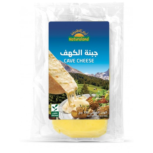 Natureland Organic Cave Cheese 150 g
