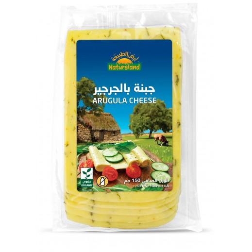 Natureland Organic Arugula Cheese 150 g