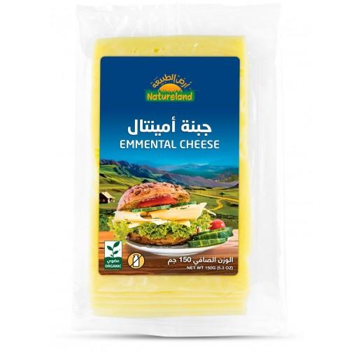 Natureland Organic Emmental Cheese 150 g