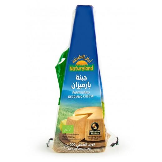 Natureland Organic Parmigiano Cheese 200 g