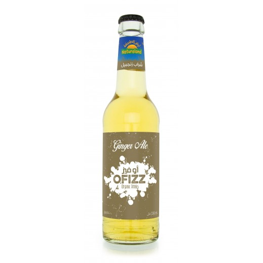 Natureland O Fizz Ginger Ale 330 ml