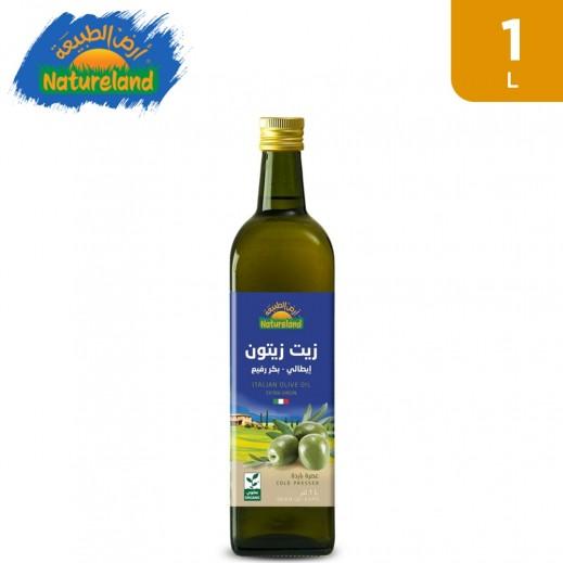 Natureland Organic Italian Olive Oil 1L
