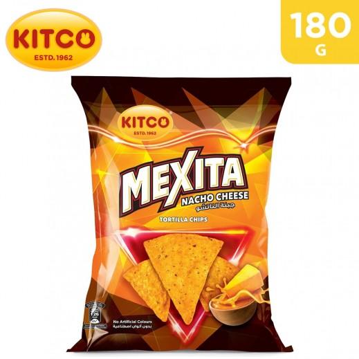 Kitco Mexita Nacho Cheese Tortilla Chips 180 g