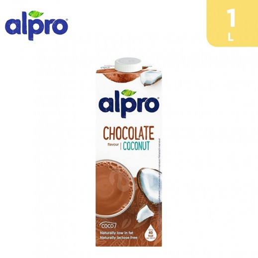 Alpro Coconut Drink with Chocolate Flavor 1 L