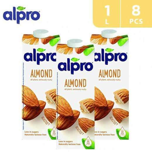 Alpro Almond 8 x 1 L