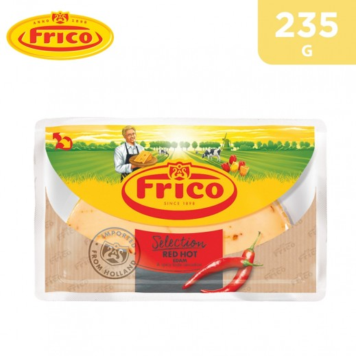 Frico Selection Red Hot Edam Cheese 235 g