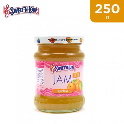 Sweet N Low Lite Appricot Jam 250 g
