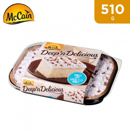 McCain Deep n Delicious Vanila Cake 510 g
