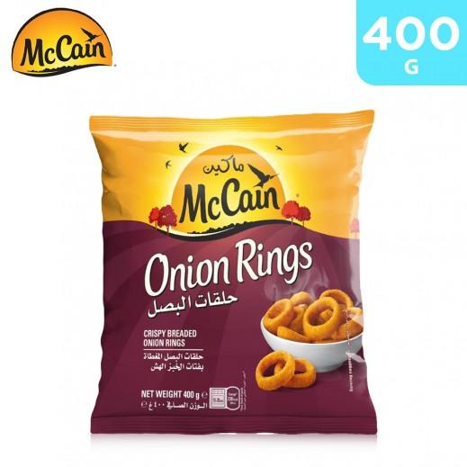 McCain Onion Ring 400 g