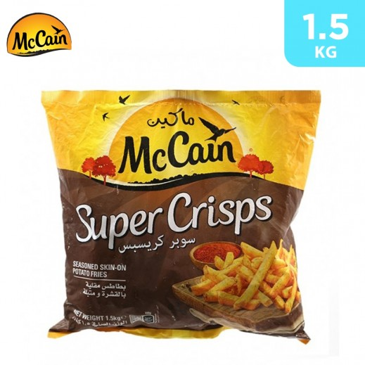 McCain Super Crisp Fries 1.5 kg