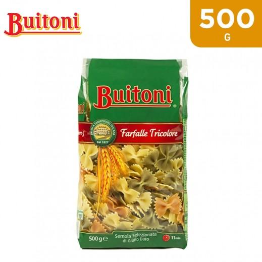 Buitoni Farfalle No 51 Tricolor Pasta 500 g
