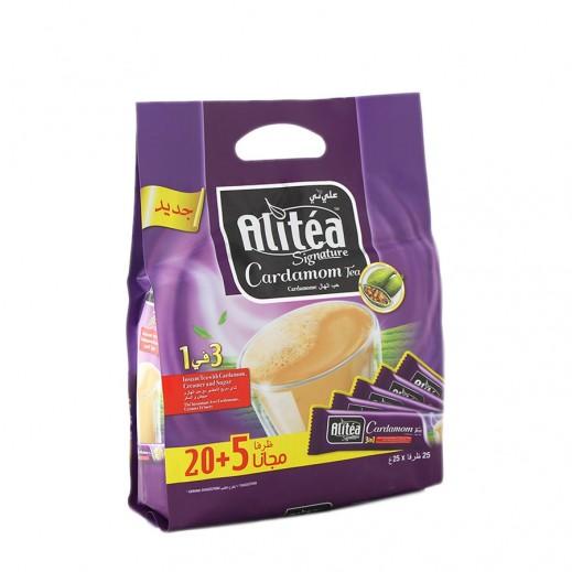 Alitea Signature Cardamom Tea Pouch 20 x 25 g