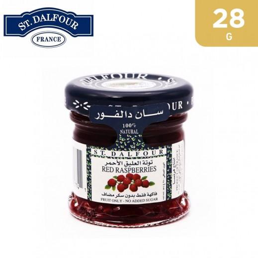 St.Dalfour Red Raspberry Jam 28 g